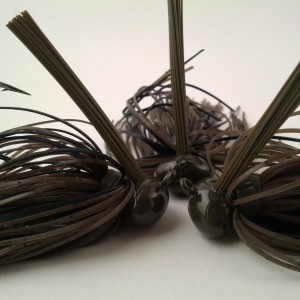 Weedless Bass Jigs